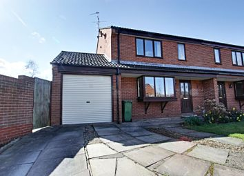 Thumbnail 3 bed semi-detached house for sale in Lichfield Close, Beverley, East Yorkshire