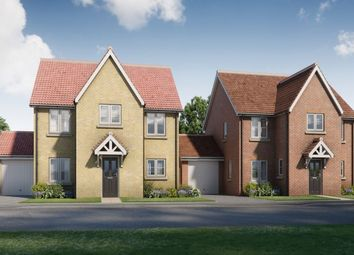 Thumbnail 4 bed detached house for sale in The Bromstone, Four Elms Place Main Road, Chattenden, Rochester