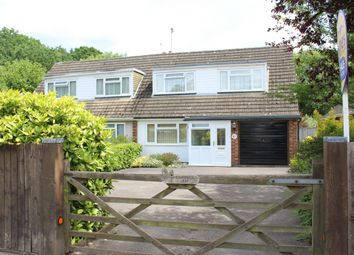 Thumbnail 3 bed semi-detached house for sale in White Lane, Ash Green