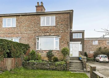 Thumbnail 3 bed semi-detached house to rent in Prospect Terrace, Husthwaite, York
