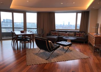 Thumbnail 1 bedroom terraced house to rent in Canaletto Tower, 257 City Road, London