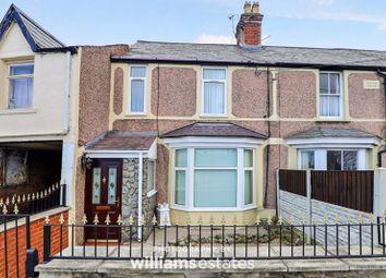 3 bed terraced house for sale in Ffordd Talargoch, Prestatyn LL19