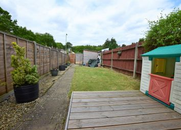 Thumbnail 2 bed terraced house for sale in Pinewood Park, Farnborough