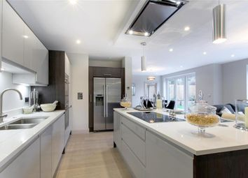Thumbnail 4 bed detached house for sale in Reigate Hill, Reigate, Surrey