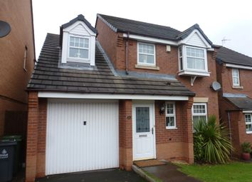 Thumbnail 3 bed detached house for sale in Alderley Crescent, Walsall