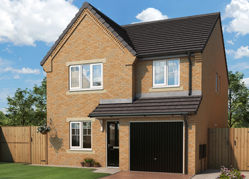"""Thumbnail 4 bed property for sale in """"The Elm At Sheraton Park"""" at Main Road, Dinnington, Newcastle Upon Tyne"""