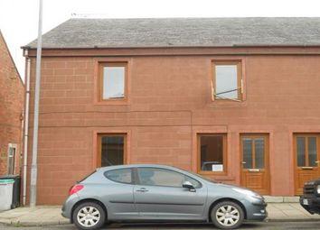 Thumbnail 2 bed flat to rent in Townhead Street, Lockerbie