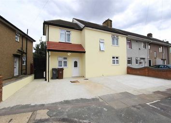 Thumbnail 4 bedroom end terrace house for sale in Campden Crescent, Dagenham, Essex
