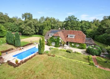 Thumbnail 6 bed detached house for sale in Copthorne Road, Copthorne, West Sussex