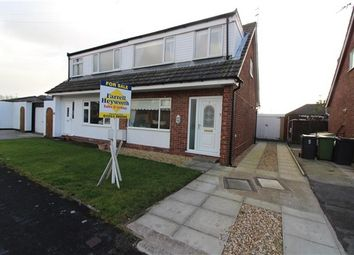 Thumbnail 3 bed property for sale in Worsley Close, Poulton Le Fylde