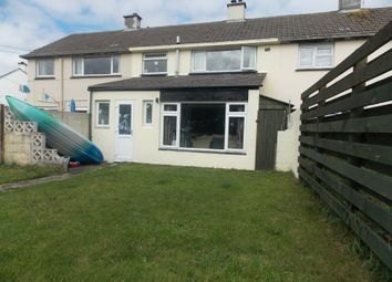 Thumbnail 3 bed terraced house for sale in Richards Crescent, Truro