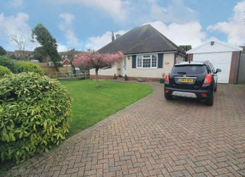 Thumbnail 2 bedroom detached bungalow for sale in Wannock Road, Polegate