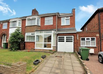 Thumbnail 4 bed semi-detached house for sale in Fancourt Avenue, Penn, Wolverhampton