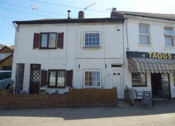 Thumbnail 2 bed terraced house to rent in Church Street, Hoo, Rochester