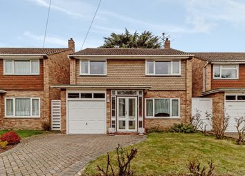 Thumbnail 3 bed detached house for sale in Albury Close, Hampton, London