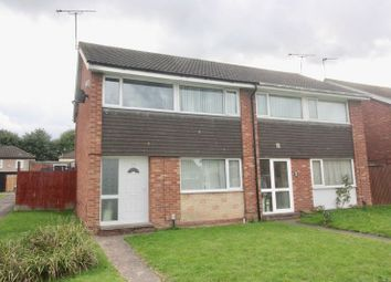 Thumbnail 3 bed semi-detached house for sale in Penarth Grove, Binley, Coventry