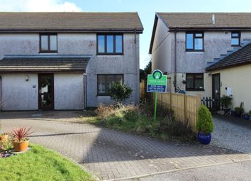 Thumbnail 2 bed flat for sale in Tor View, Bugle, St. Austell