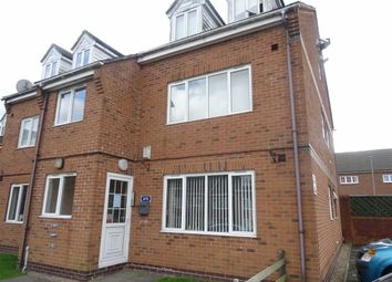 Thumbnail 2 bed flat to rent in Rossendale Road, Earl Shilton, Leicester