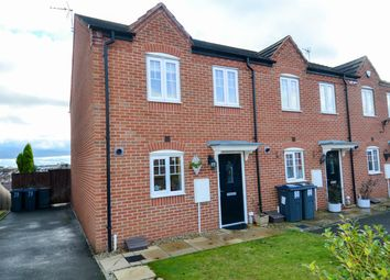 Thumbnail 3 bed end terrace house for sale in Ley Hill Farm Road, Northfield, Birmingham