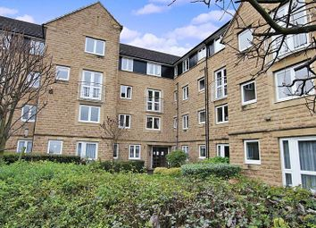 Thumbnail 2 bed flat for sale in Carnegie Court, Ilkley