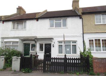 Thumbnail 2 bed terraced house for sale in Bernard Road, Wallington