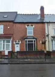 Thumbnail 3 bedroom terraced house for sale in Handsworth New Road, Birmingham, West Midlands