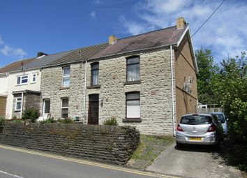 Thumbnail 3 bed end terrace house for sale in Vardre Road, Clydach, Swansea.
