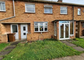 Thumbnail 3 bed terraced house for sale in Chalcombe Avenue, Kingsthorpe, Northampton