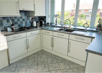 Thumbnail 4 bed detached house for sale in Strawberry Lane, Blackfordby, Swadlincote