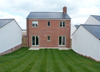 Thumbnail 3 bed detached house to rent in Lon Y Grug, Swansea
