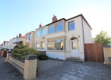 Thumbnail 3 bed end terrace house for sale in Merlyn Road, Cleveleys
