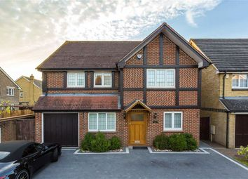 4 bed detached house for sale in Starkey Close, Cheshunt, Hertfordshire EN7