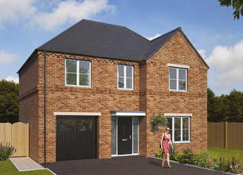 "Thumbnail 4 bed detached house for sale in ""The Kingsbury Showhome"" at Pastures Road, Mexborough"