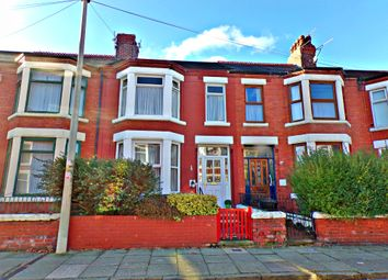 Thumbnail 3 bed terraced house for sale in Haldane Avenue, Birkenhead