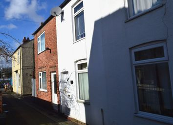 Thumbnail 2 bed terraced house for sale in Pinfold Lane, Middlewich