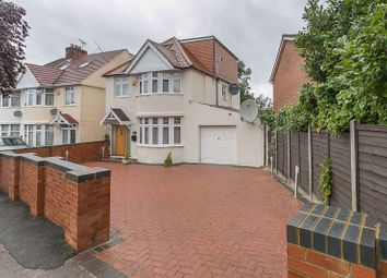 Thumbnail 5 bedroom detached house for sale in Grove Park, Kingsbury