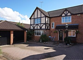 Thumbnail 4 bed detached house to rent in Lilly Hill, Olney