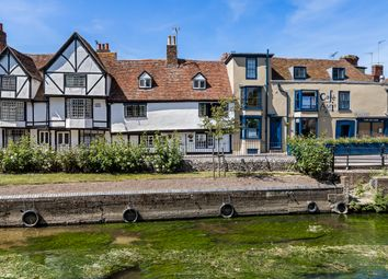 Thumbnail 3 bed cottage for sale in Westgate Grove, Canterbury