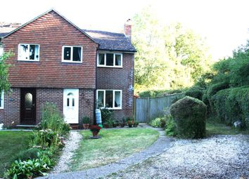 Thumbnail 3 bed semi-detached house for sale in Elm Close, Laughton, Lewes