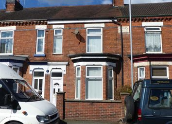 Thumbnail 4 bedroom terraced house to rent in Hungerford Avenue, Crewe
