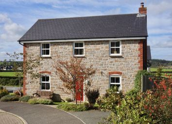 Thumbnail 4 bedroom detached house for sale in Kellands Lane, Okehampton