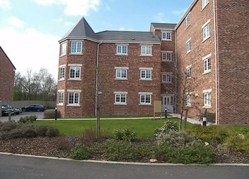 Thumbnail 2 bed flat to rent in Castle Lodge Gardens, Rothwell, Leeds