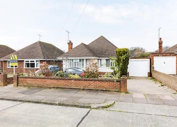 Thumbnail 2 bed detached bungalow for sale in Southsea Avenue, Goring-By-Sea, West Sussex