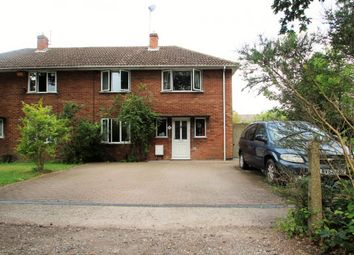 Thumbnail 3 bedroom semi-detached house for sale in Reading Road, Burghfield Common