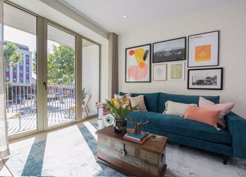 Thumbnail 1 bed flat for sale in Balham High Road, Tramyard, Balham