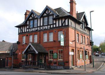 Thumbnail Pub/bar for sale in Radford Road, Basford, Nottingham