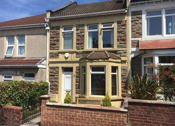 Thumbnail 3 bed terraced house for sale in Sandgate Road, Brislington, Bristol