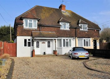 Thumbnail 4 bed semi-detached house for sale in Colne Bank, Horton, Berkshire