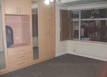 Thumbnail 1 bed flat to rent in Silverdale Gardens, Hayes