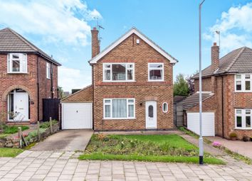 Thumbnail 3 bedroom detached house for sale in Greythorn Drive, West Bridgford, Nottingham